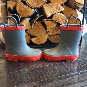 🆕🌟Tucker and Tate toddler snow/rain boots- EUC🌟